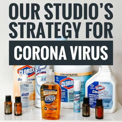 Corona Virus: What our studio is doing